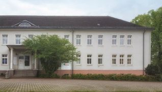 Dental practice at the hospital in Oranienburg